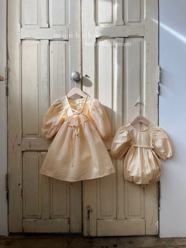 MONBEBE - Korean Children Fashion - #Kfashion4kids - Lia Bodysuit - 7