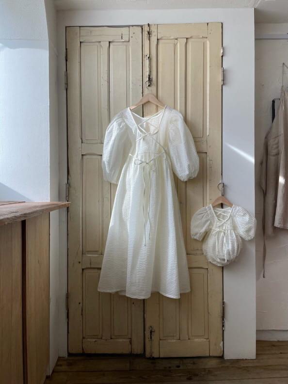 MONBEBE - Korean Children Fashion - #Kfashion4kids - Lia Bodysuit - 8