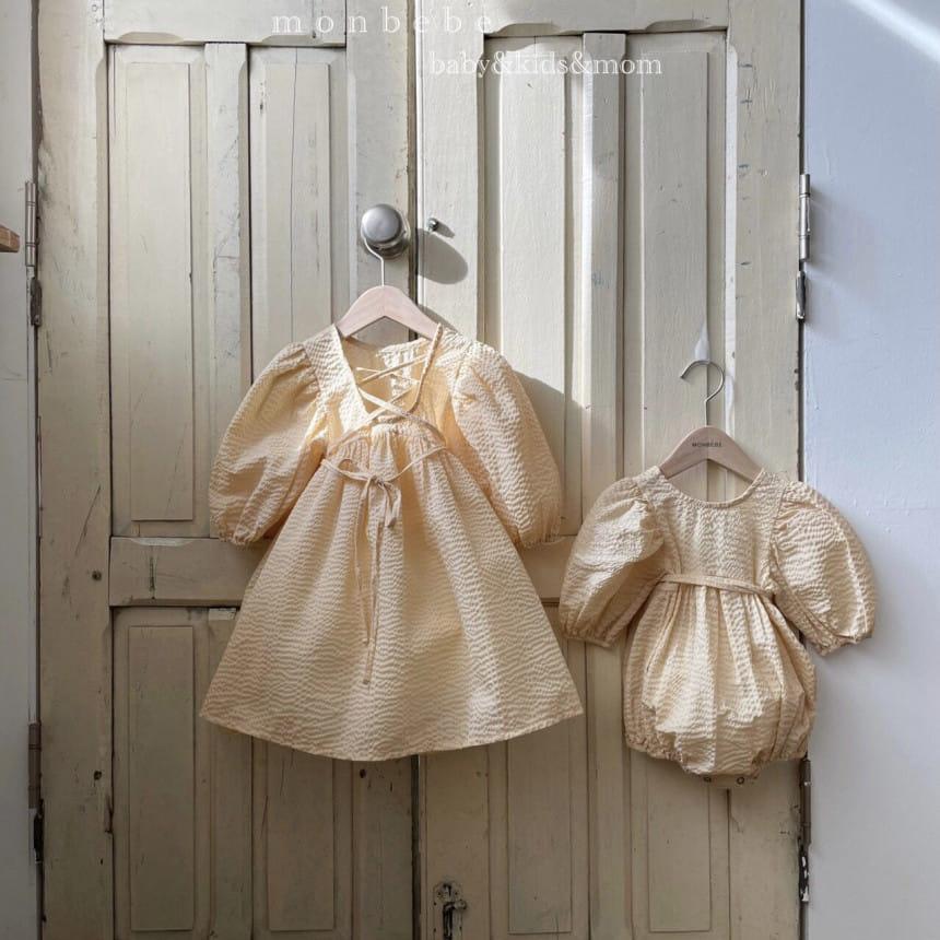 MONBEBE - BRAND - Korean Children Fashion - #Kfashion4kids - Lia Bodysuit
