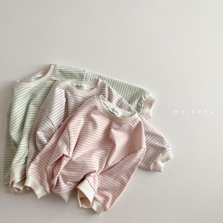 MY BEBE - Korean Children Fashion - #Kfashion4kids - Daily Shorts Set - 11