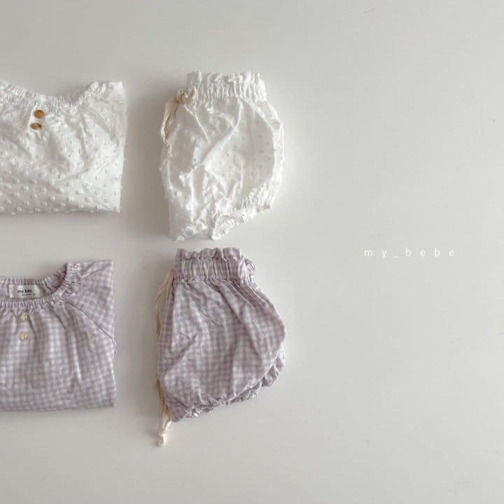 MY BEBE - Korean Children Fashion - #Kfashion4kids - Oz Bloomer Set - 2