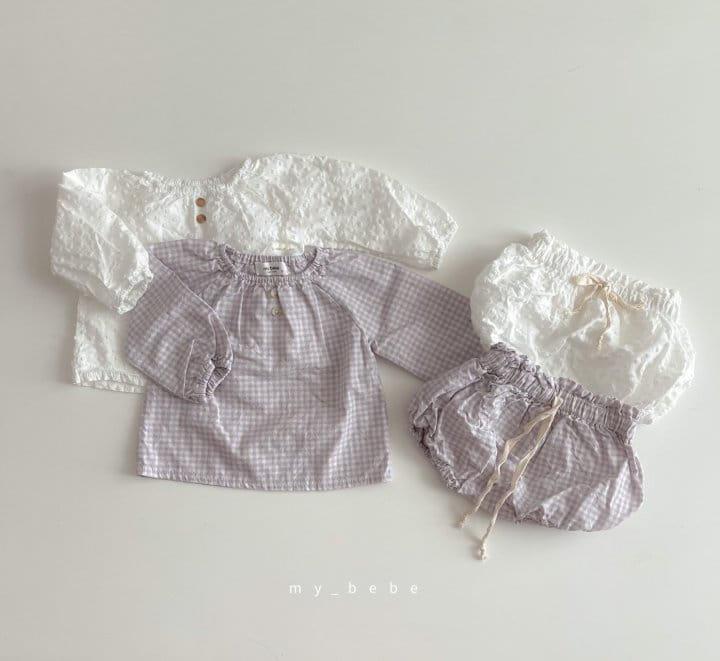 MY BEBE - Korean Children Fashion - #Kfashion4kids - Oz Bloomer Set - 3