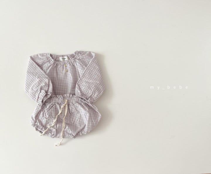 MY BEBE - Korean Children Fashion - #Kfashion4kids - Oz Bloomer Set - 5