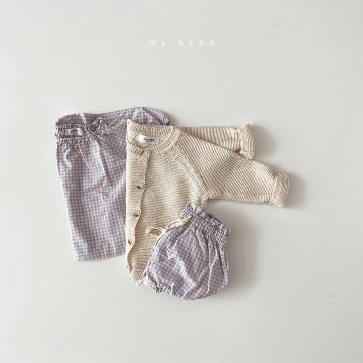 MY BEBE - Korean Children Fashion - #Kfashion4kids - Oz Bloomer Set - 6