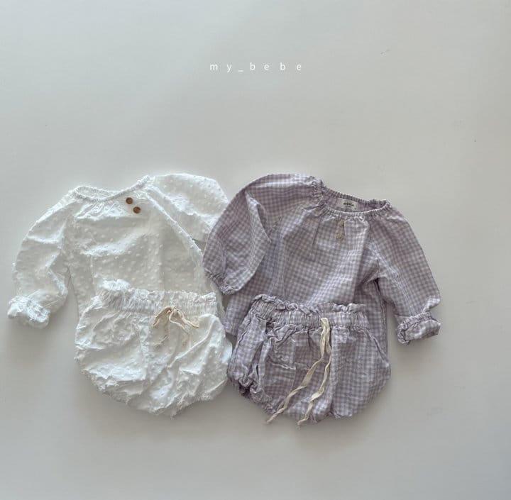 MY BEBE - Korean Children Fashion - #Kfashion4kids - Oz Bloomer Set - 8