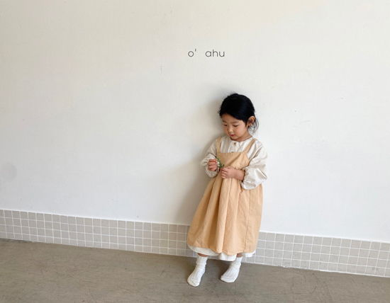 O'AHU - Korean Children Fashion - #Kfashion4kids - Nelly Apron One-piece - 7