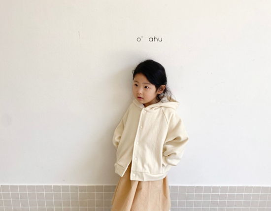 O'AHU - Korean Children Fashion - #Kfashion4kids - School Hoody Cardigan - 5