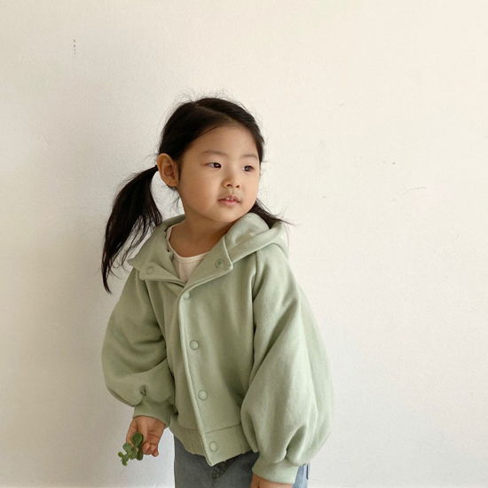 O'AHU - BRAND - Korean Children Fashion - #Kfashion4kids - School Hoody Cardigan