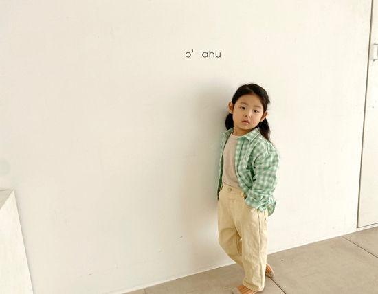 O'AHU - Korean Children Fashion - #Kfashion4kids - Andensson Shirt - 3