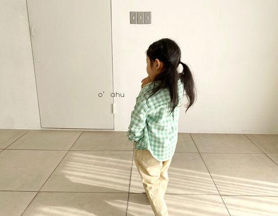 O'AHU - Korean Children Fashion - #Kfashion4kids - Andensson Shirt - 4