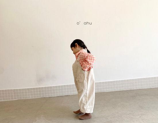O'AHU - Korean Children Fashion - #Kfashion4kids - Andensson Shirt - 6