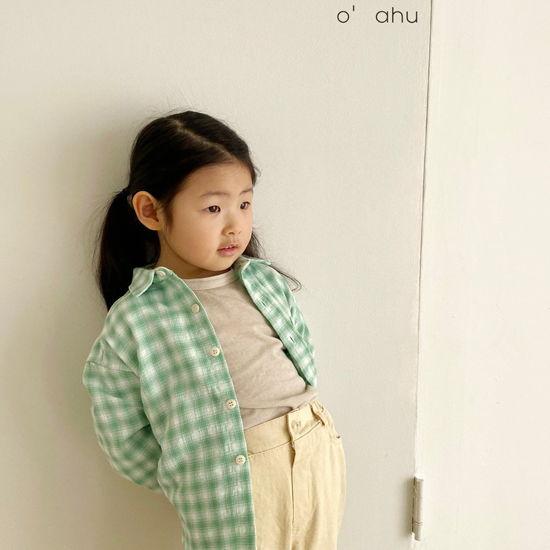 O'AHU - BRAND - Korean Children Fashion - #Kfashion4kids - Andensson Shirt