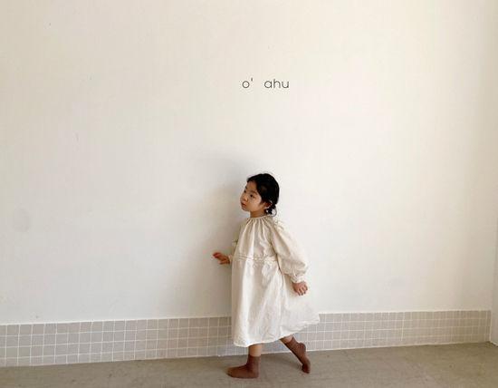 O'AHU - Korean Children Fashion - #Kfashion4kids - Ellsa One-piece