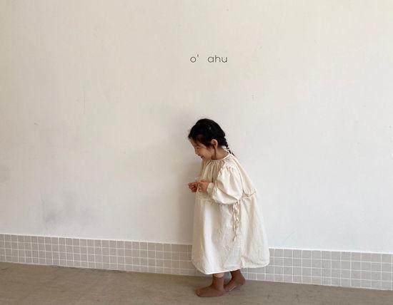 O'AHU - Korean Children Fashion - #Kfashion4kids - Ellsa One-piece - 2