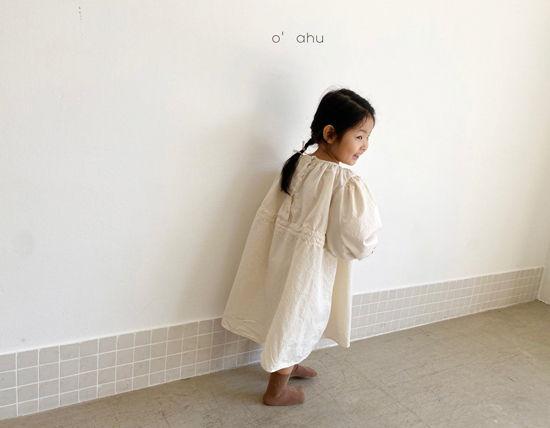 O'AHU - Korean Children Fashion - #Kfashion4kids - Ellsa One-piece - 3