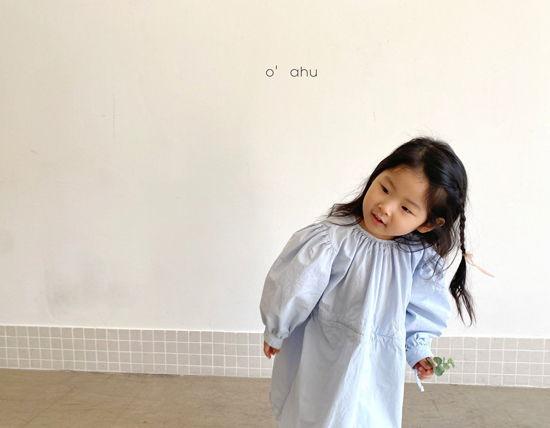 O'AHU - Korean Children Fashion - #Kfashion4kids - Ellsa One-piece - 6