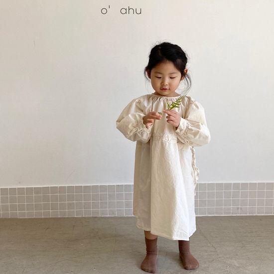 O'AHU - BRAND - Korean Children Fashion - #Kfashion4kids - Ellsa One-piece