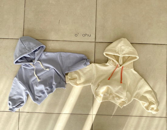 O'AHU - Korean Children Fashion - #Kfashion4kids - Sweet Hoody Top