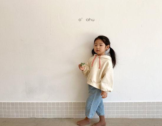 O'AHU - Korean Children Fashion - #Kfashion4kids - Sweet Hoody Top - 2