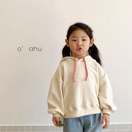 O'AHU - BRAND - Korean Children Fashion - #Kfashion4kids - Sweet Hoody Top
