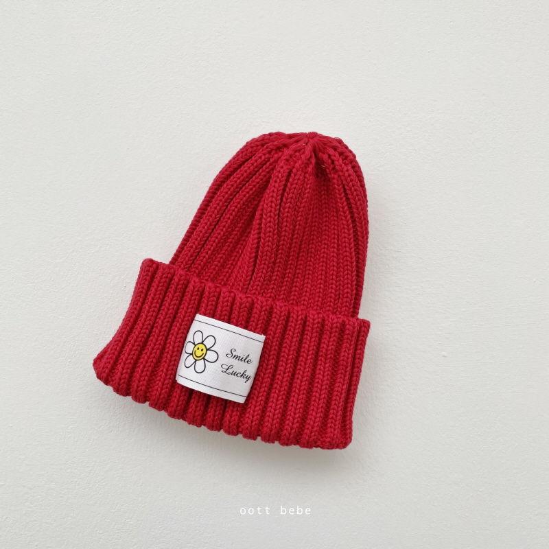 OOTT BEBE - Korean Children Fashion - #Kfashion4kids - Daisy Beanie - 2