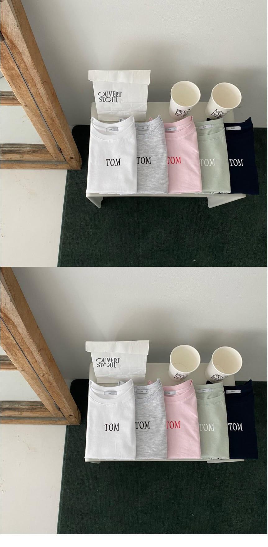 OUR - Korean Children Fashion - #Kfashion4kids - TOM Short Sleeve Tee - 2