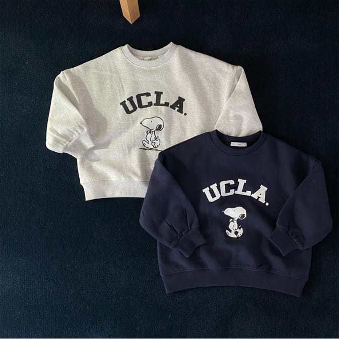 OUR - BRAND - Korean Children Fashion - #Kfashion4kids - UCLA Sweatshirt