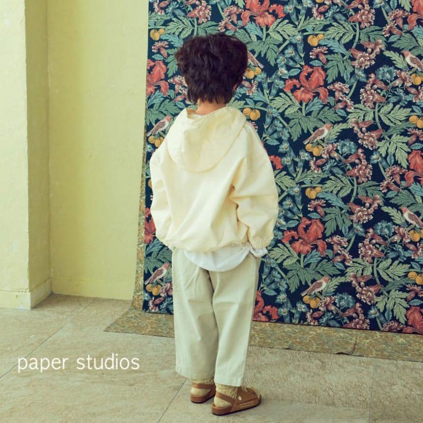 PAPER STUDIOS - Korean Children Fashion - #Kfashion4kids - Acnea Zip-up Top - 6