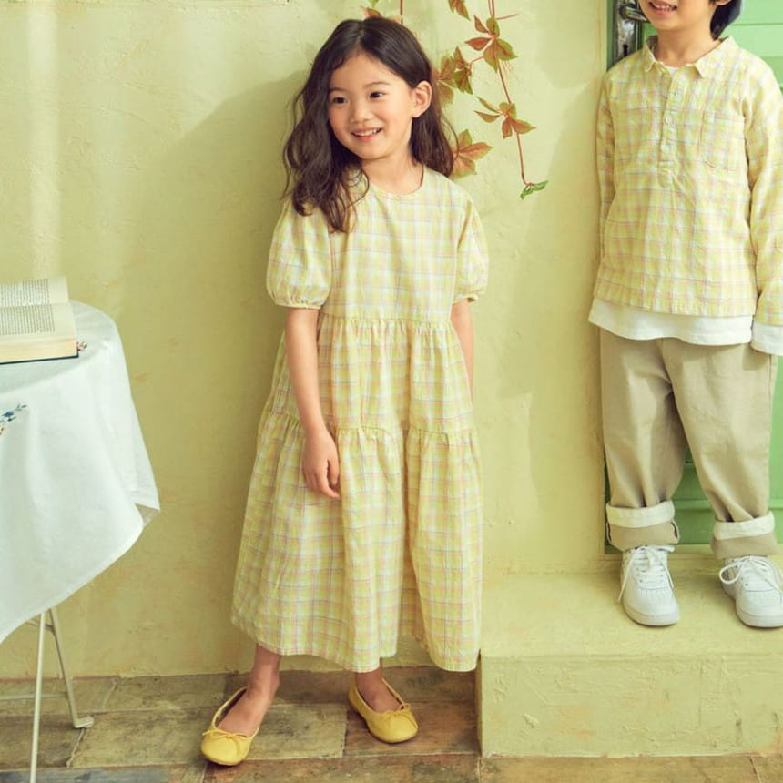 PAPER STUDIOS - BRAND - Korean Children Fashion - #Kfashion4kids - Emel One-piece