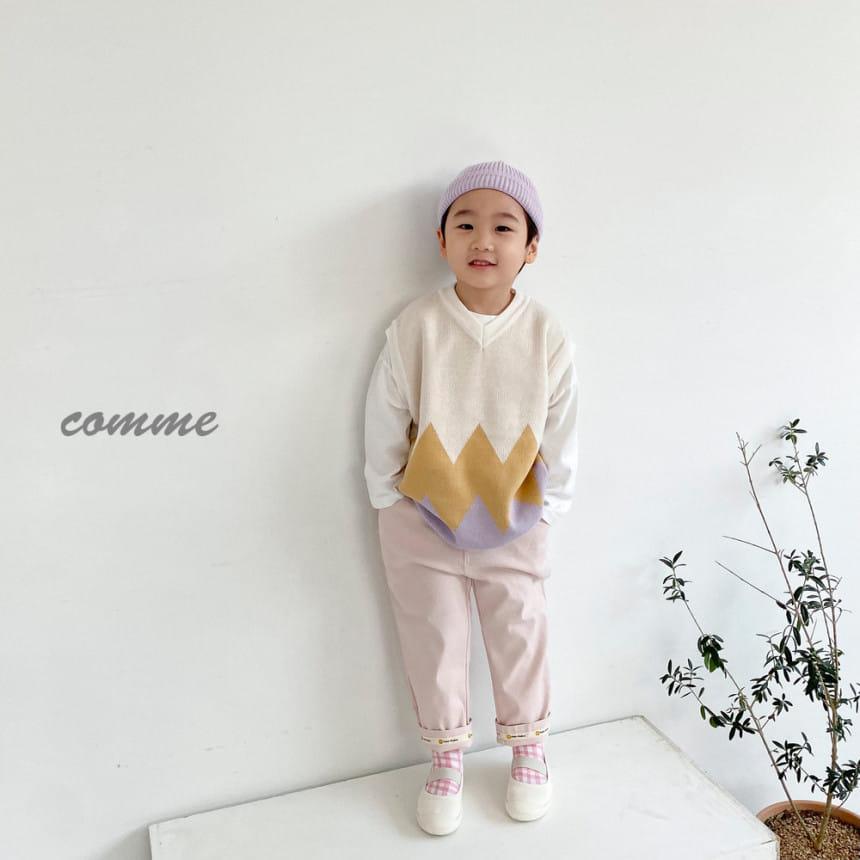 PAPER STUDIOS - Korean Children Fashion - #Kfashion4kids - Maca Pants - 2
