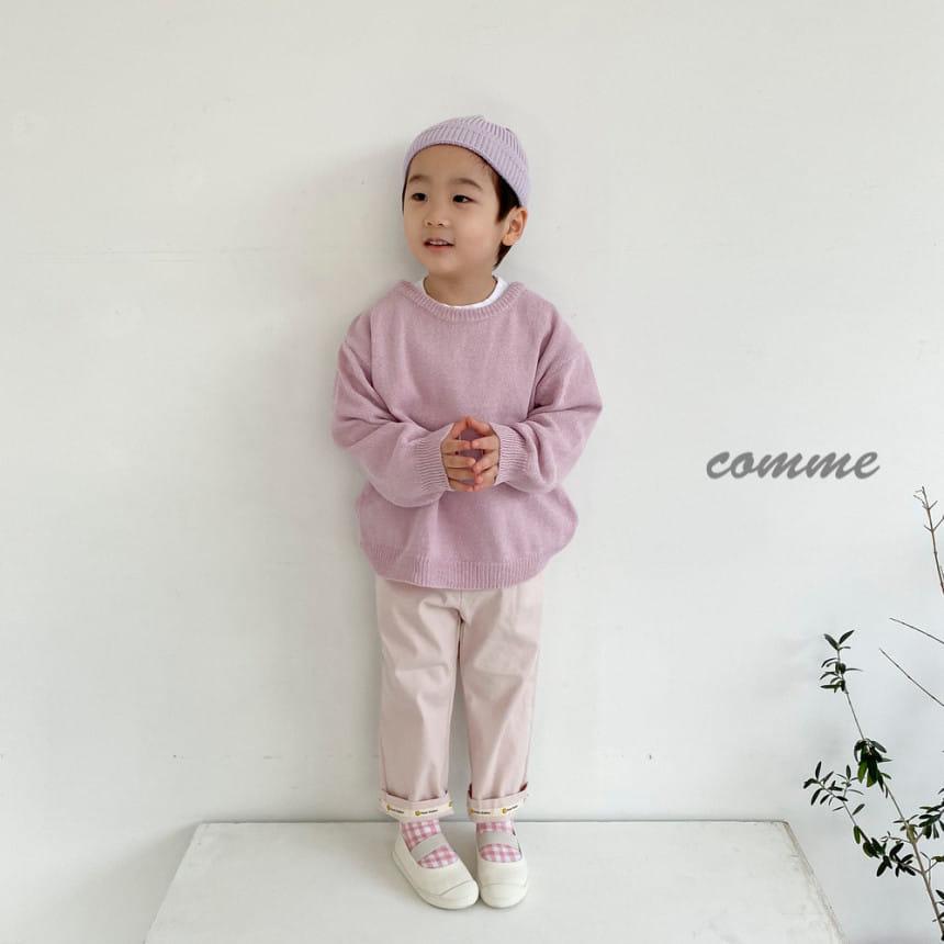 PAPER STUDIOS - Korean Children Fashion - #Kfashion4kids - Maca Pants - 4