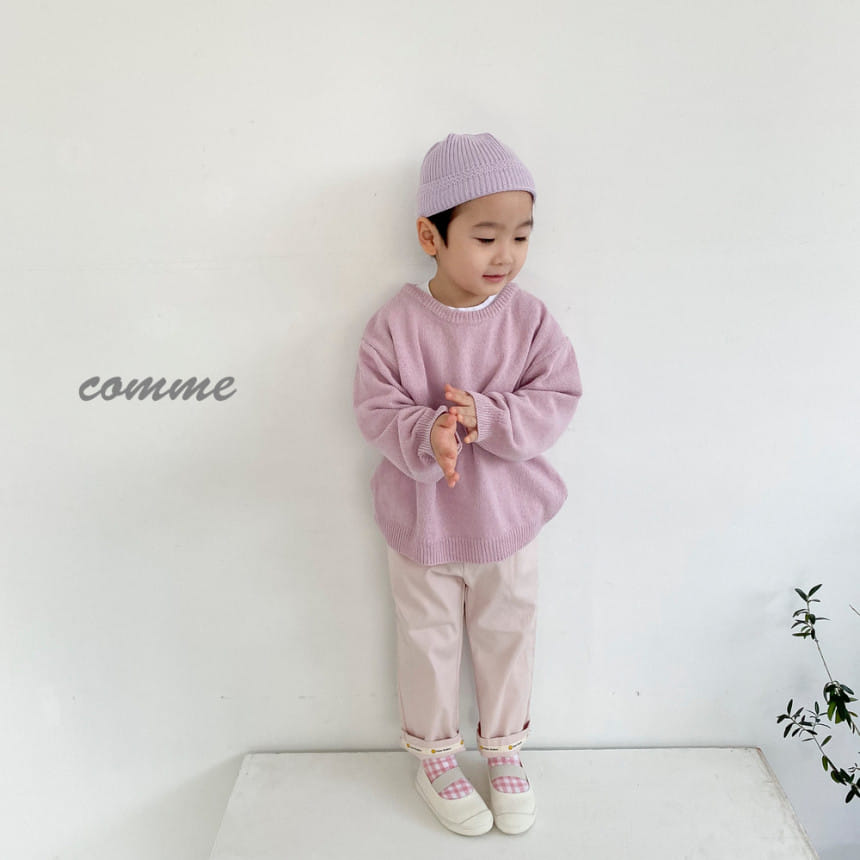 PAPER STUDIOS - Korean Children Fashion - #Kfashion4kids - Maca Pants - 5