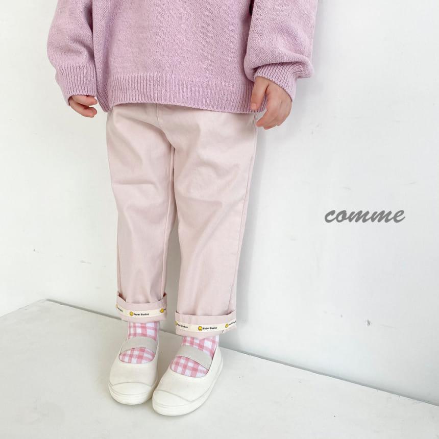 PAPER STUDIOS - Korean Children Fashion - #Kfashion4kids - Maca Pants - 6