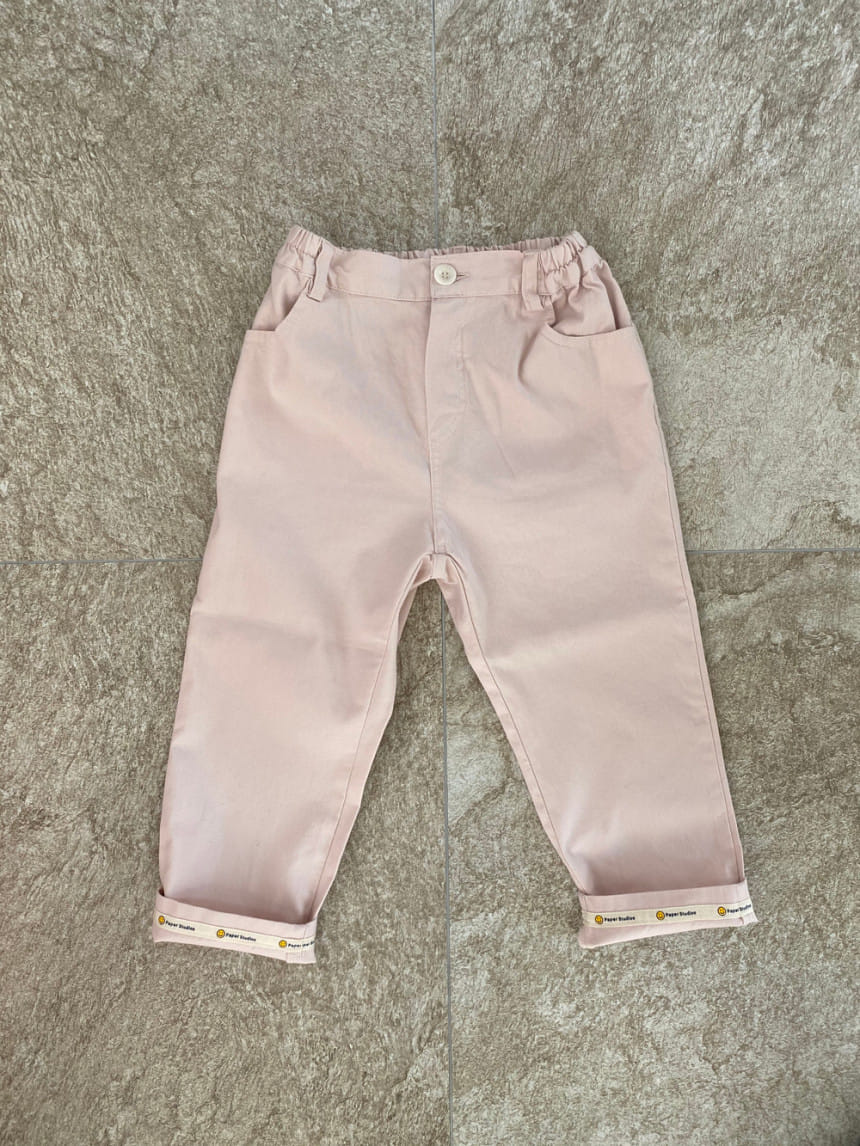 PAPER STUDIOS - Korean Children Fashion - #Kfashion4kids - Maca Pants - 8