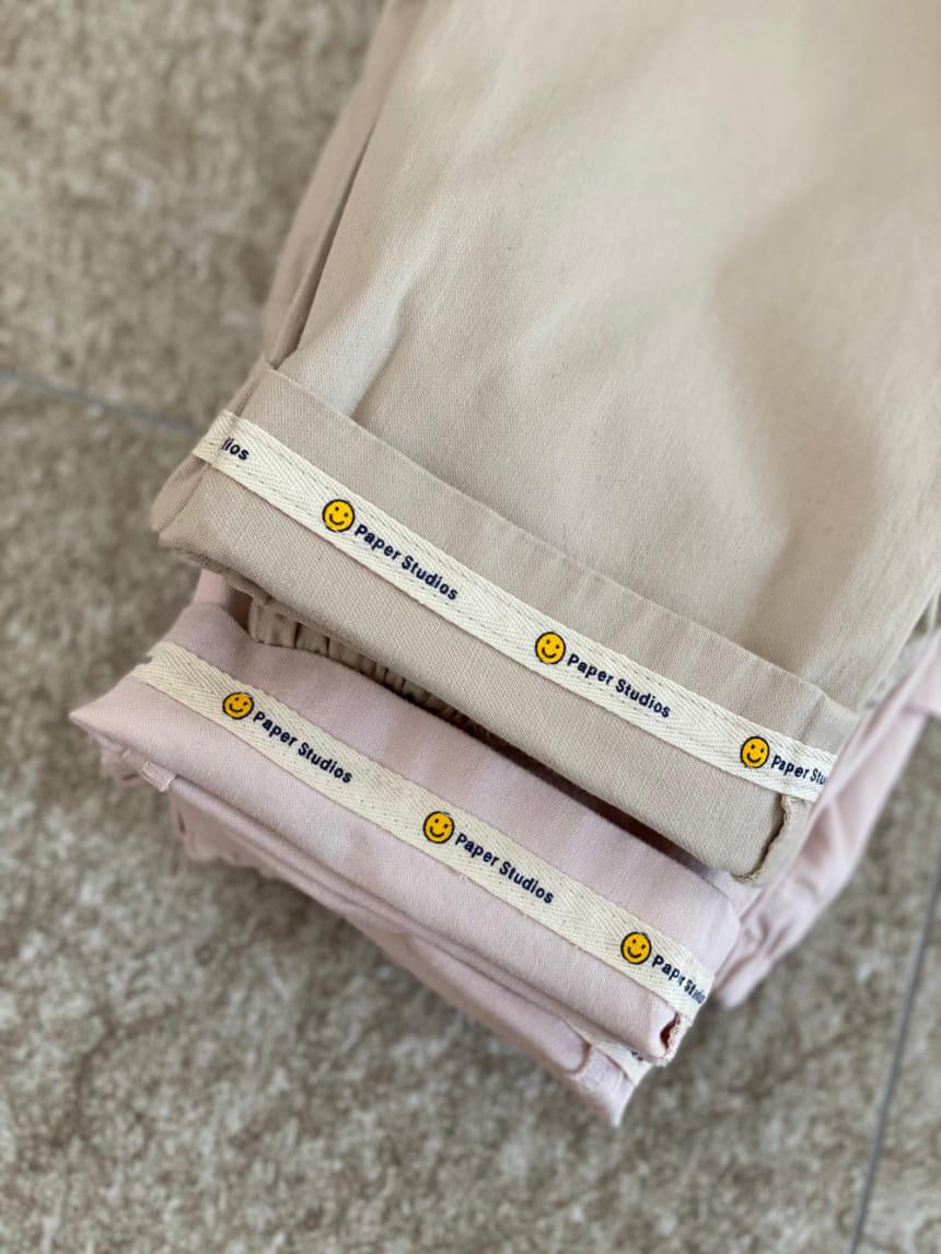 PAPER STUDIOS - Korean Children Fashion - #Kfashion4kids - Maca Pants - 9
