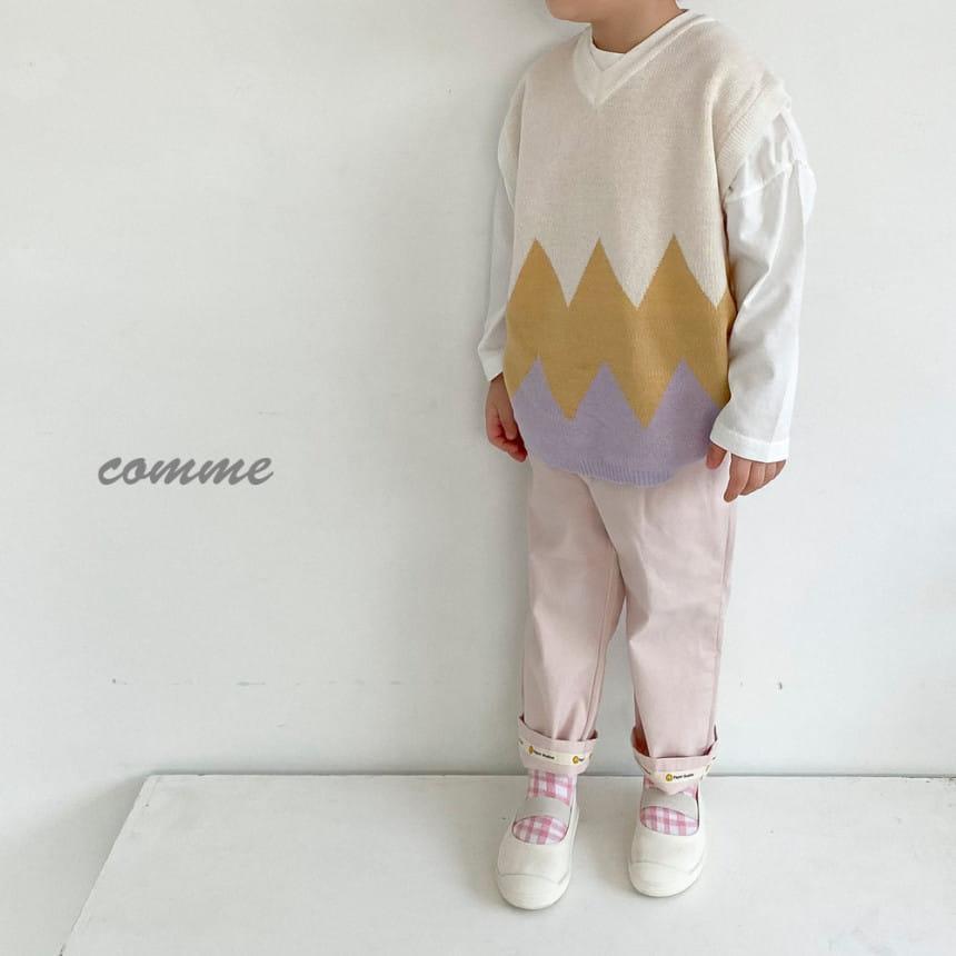 PAPER STUDIOS - BRAND - Korean Children Fashion - #Kfashion4kids - Maca Pants