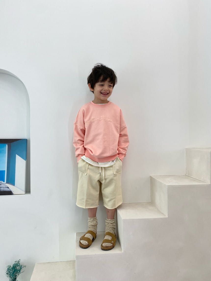 PAPER STUDIOS - Korean Children Fashion - #Kfashion4kids - Renmael Sweatshirt - 5
