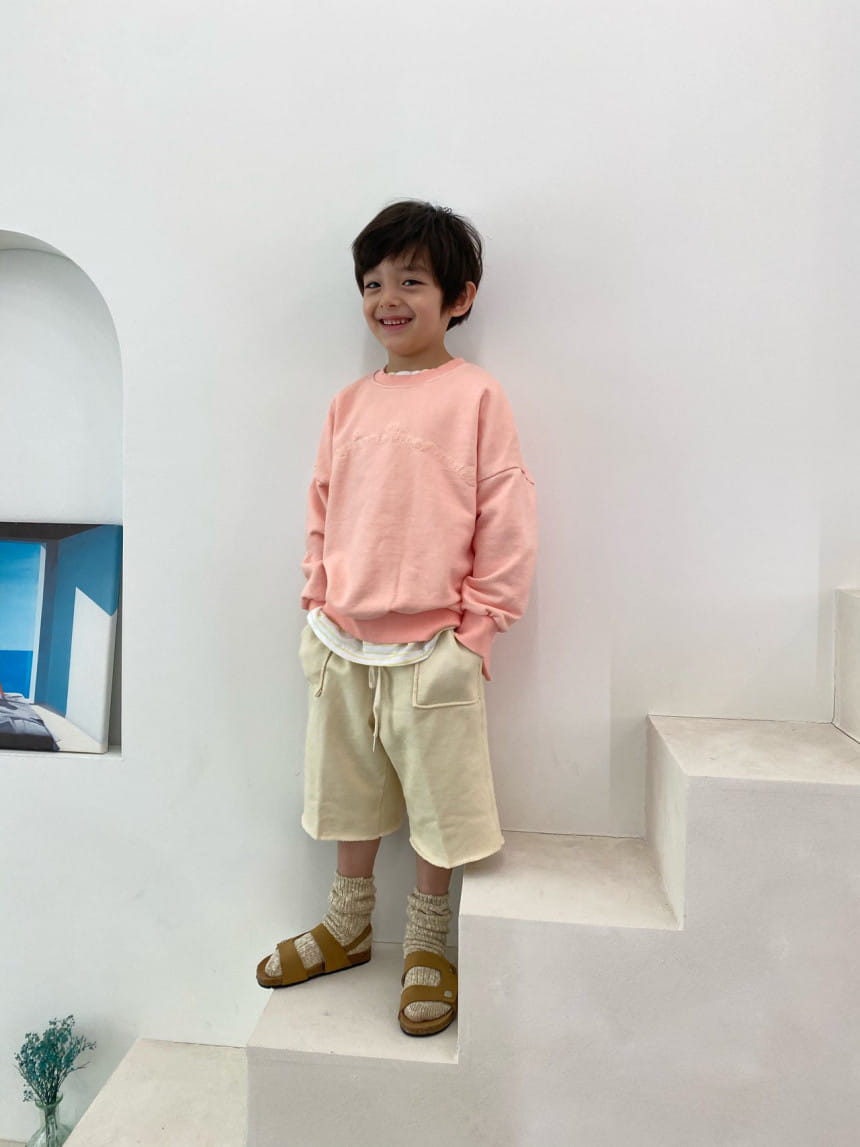 PAPER STUDIOS - Korean Children Fashion - #Kfashion4kids - Renmael Sweatshirt - 7