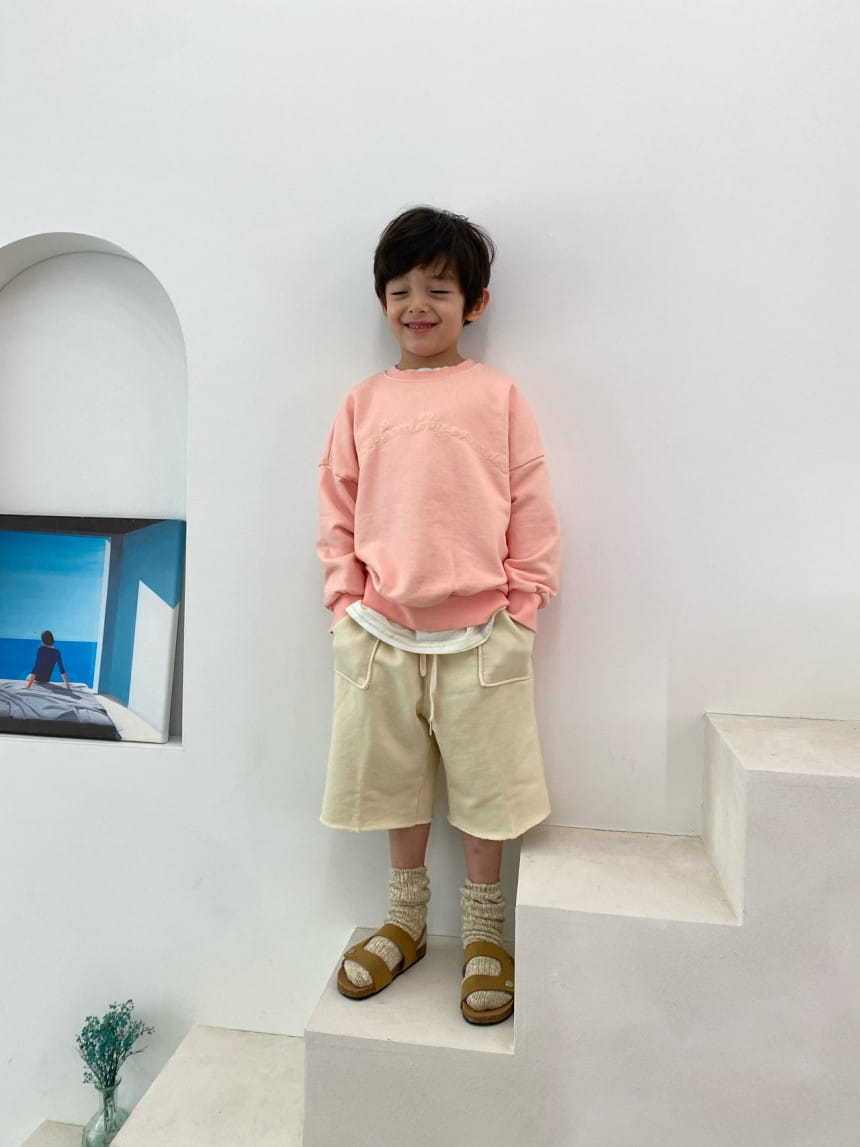 PAPER STUDIOS - Korean Children Fashion - #Kfashion4kids - Renmael Sweatshirt - 8