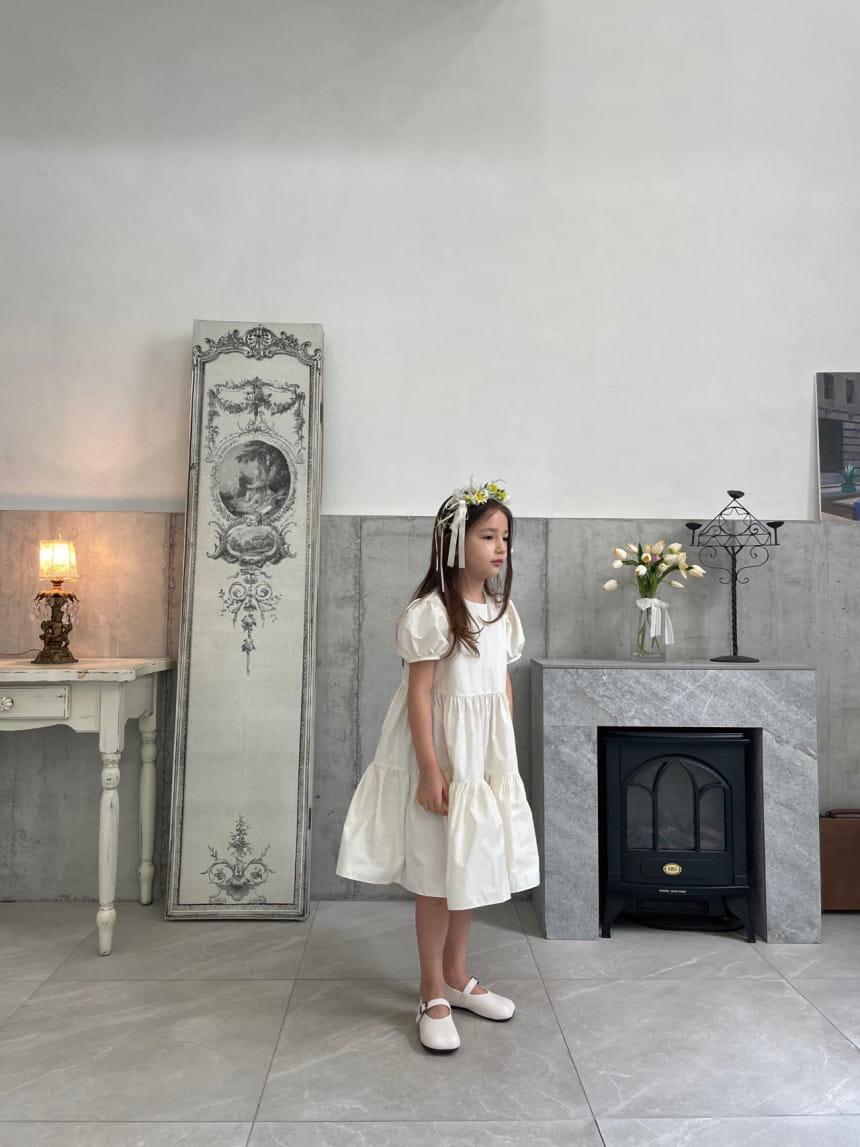 PAPER STUDIOS - Korean Children Fashion - #Kfashion4kids - Bella One-piece