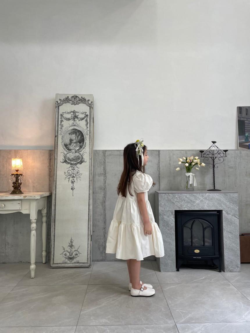 PAPER STUDIOS - Korean Children Fashion - #Kfashion4kids - Bella One-piece - 2