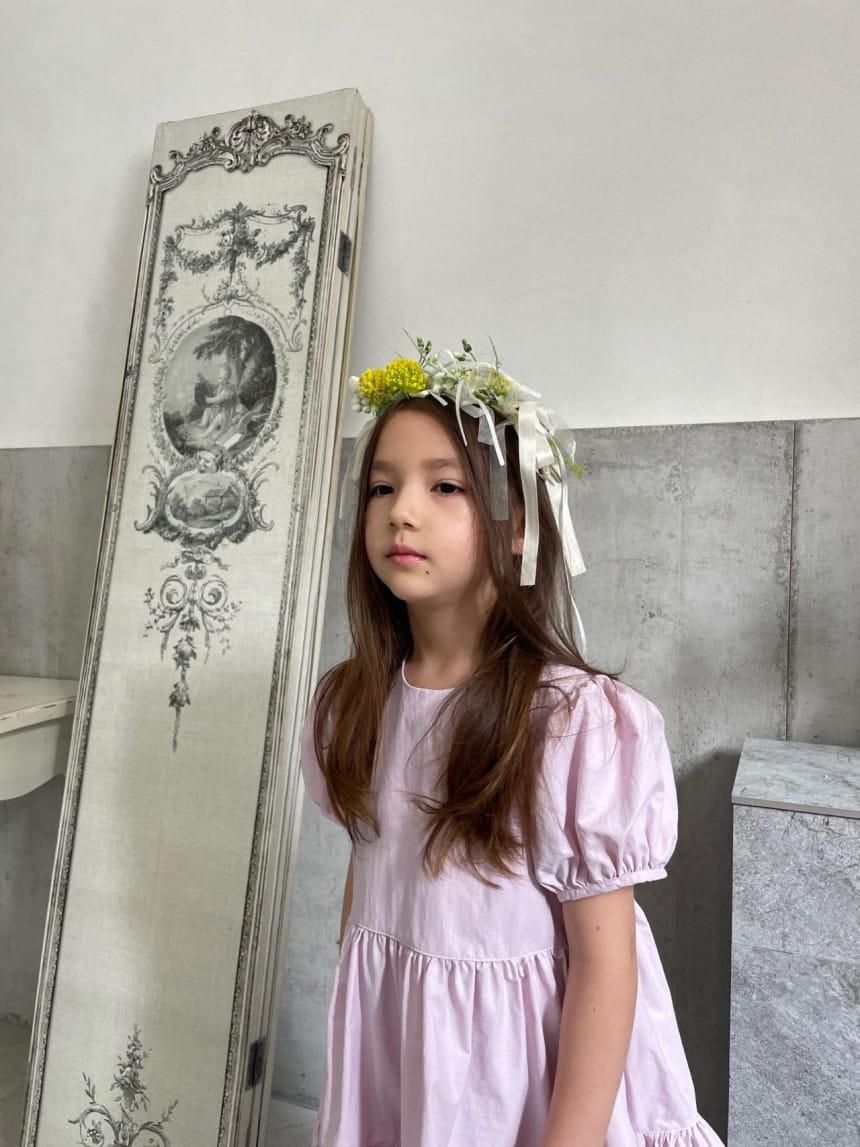 PAPER STUDIOS - Korean Children Fashion - #Kfashion4kids - Bella One-piece - 3