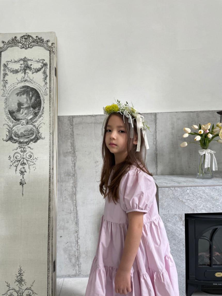 PAPER STUDIOS - Korean Children Fashion - #Kfashion4kids - Bella One-piece - 4