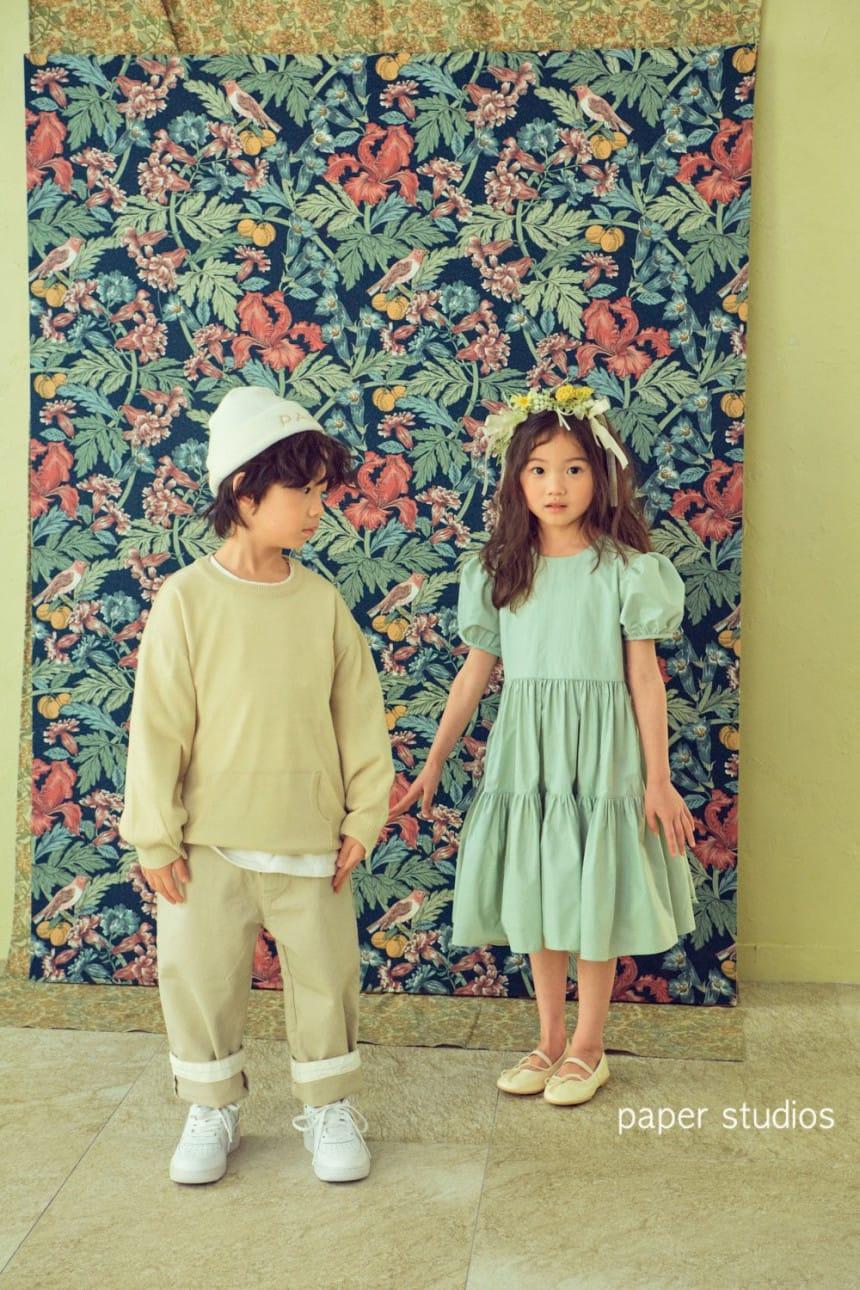 PAPER STUDIOS - Korean Children Fashion - #Kfashion4kids - Bella One-piece - 5