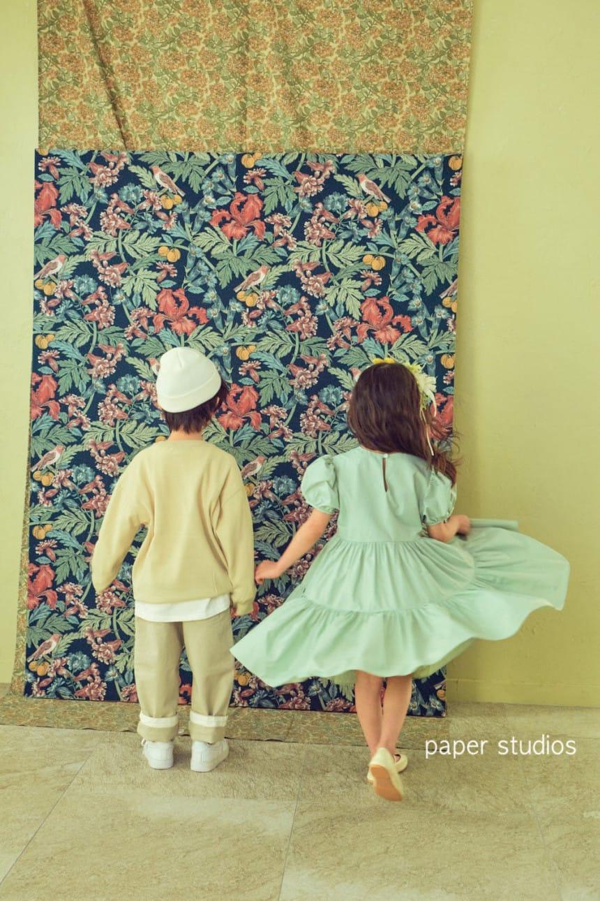 PAPER STUDIOS - Korean Children Fashion - #Kfashion4kids - Bella One-piece - 6