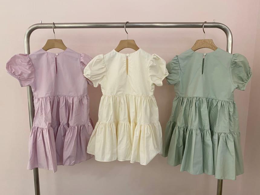 PAPER STUDIOS - Korean Children Fashion - #Kfashion4kids - Bella One-piece - 7