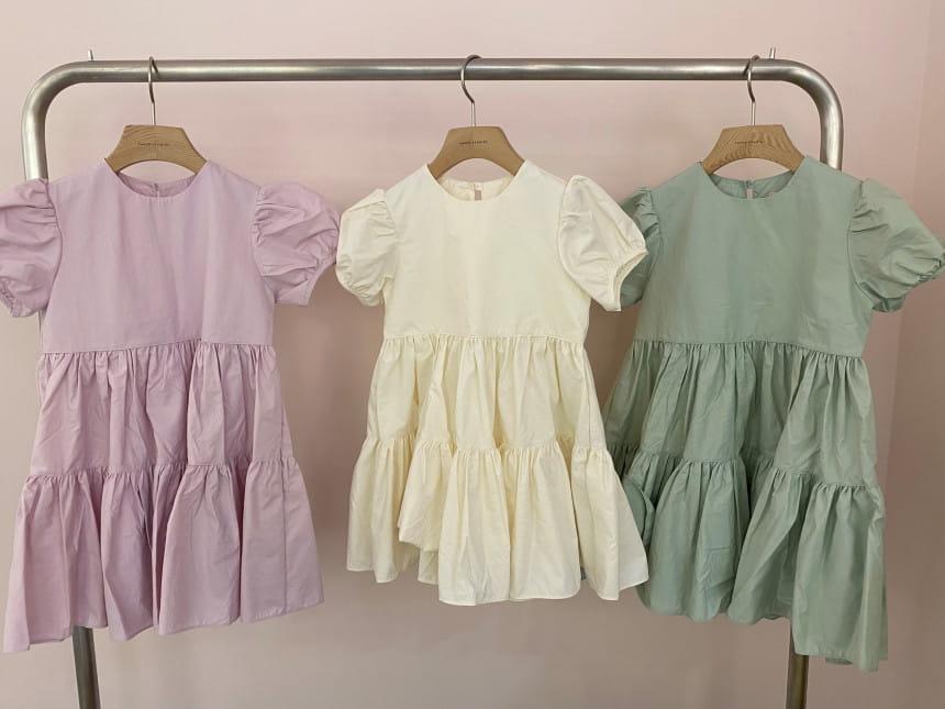 PAPER STUDIOS - Korean Children Fashion - #Kfashion4kids - Bella One-piece - 8