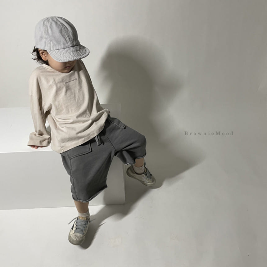 PAPER STUDIOS - Korean Children Fashion - #Kfashion4kids - Milky Pigment Pants
