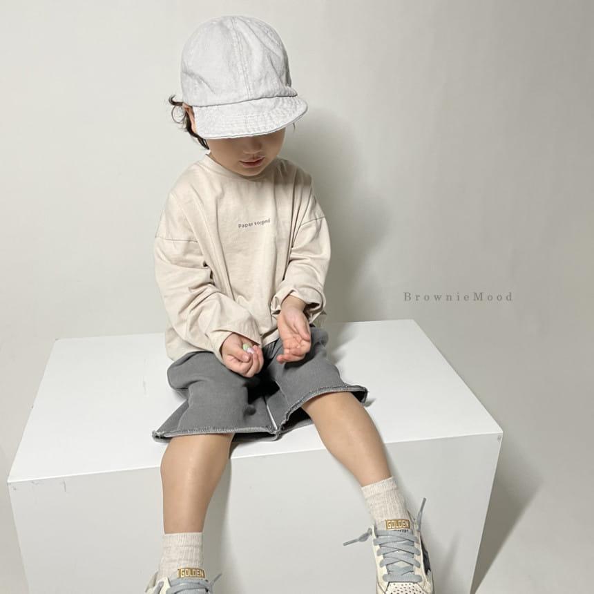 PAPER STUDIOS - Korean Children Fashion - #Kfashion4kids - Milky Pigment Pants - 3