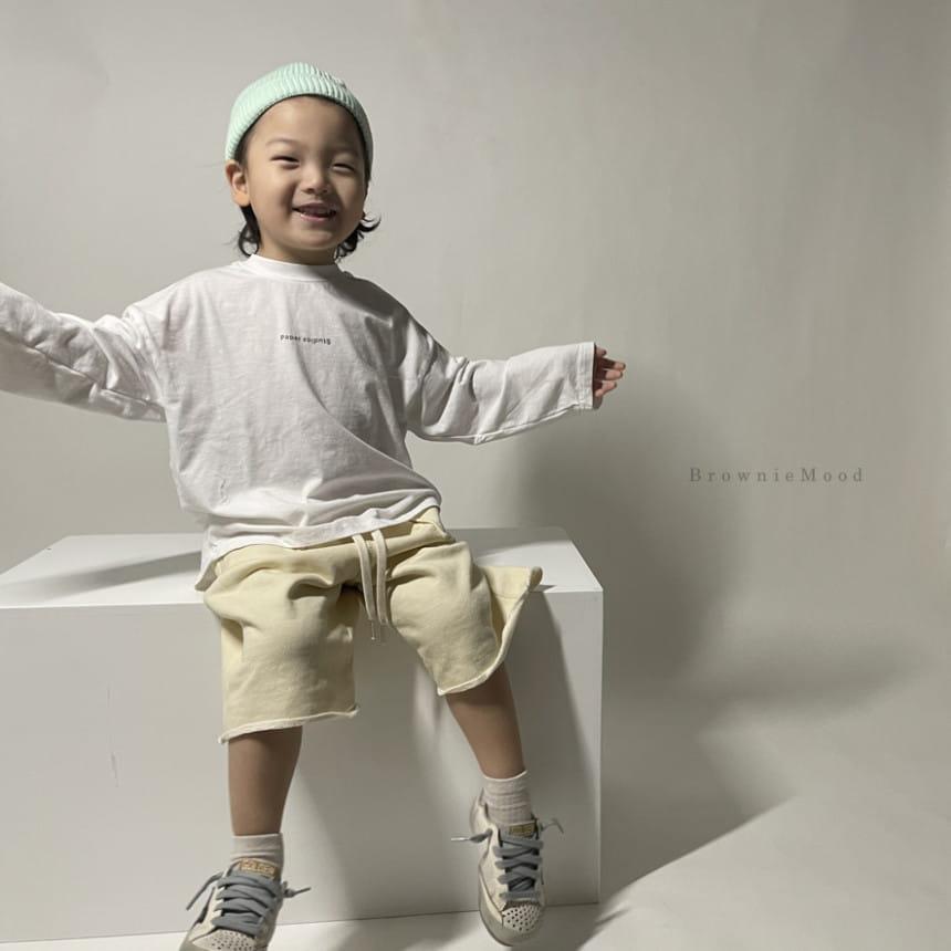 PAPER STUDIOS - Korean Children Fashion - #Kfashion4kids - Milky Pigment Pants - 5